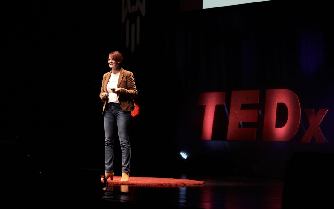 The wonderful experience of TEDx