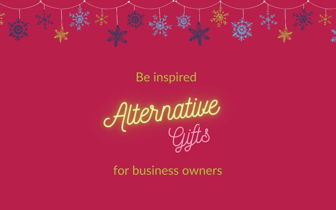 What do you Buy a Business Owner for Christmas to Boost Sales?