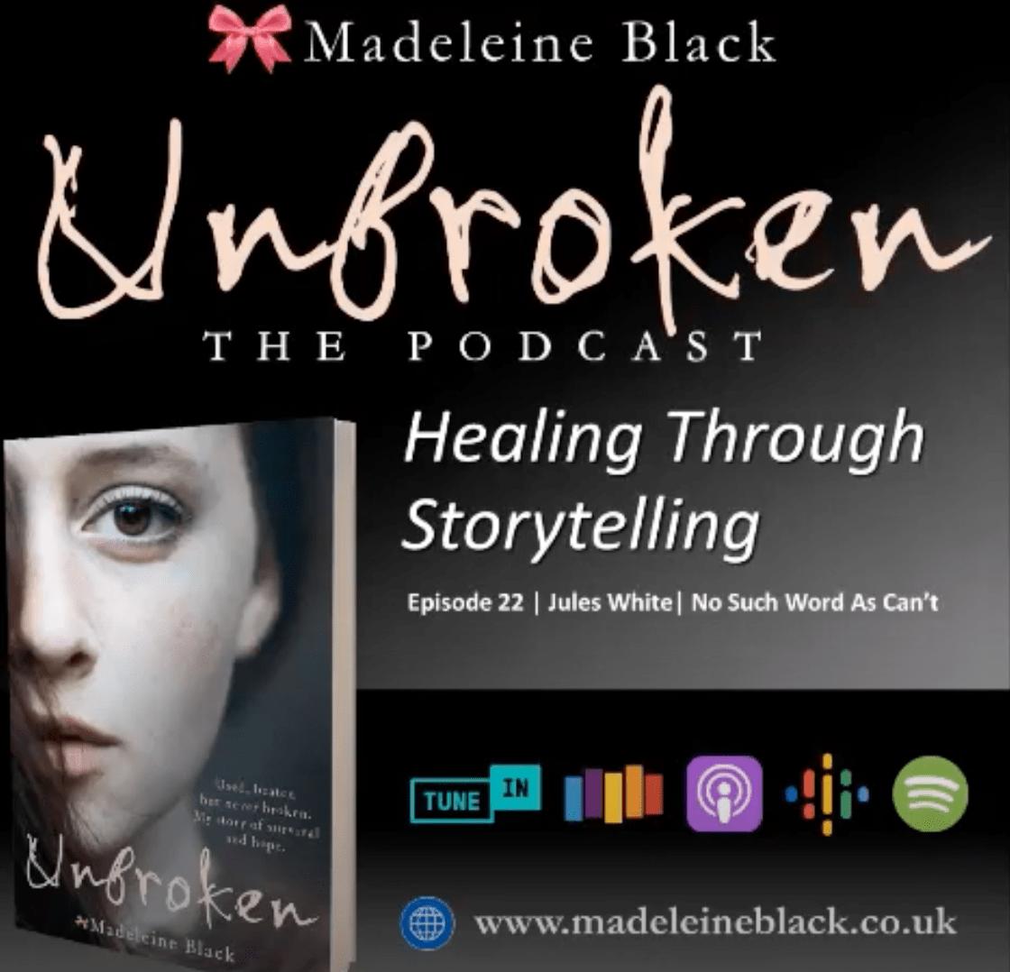 Unbroken podcast