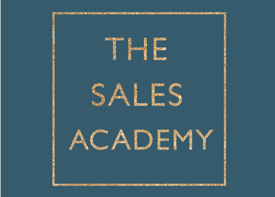 The Sales Academy | Jules White | Live it Love it Sell it