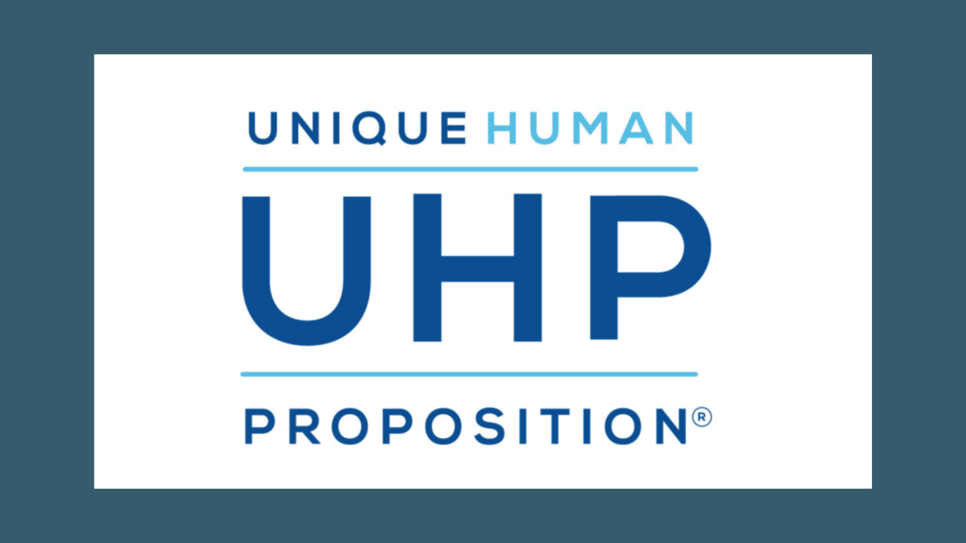 UHP | Unique Human Proposition | Jules White | Live it Love it Sell it | Delivering an Unparalleled Sales Experience | SMEs