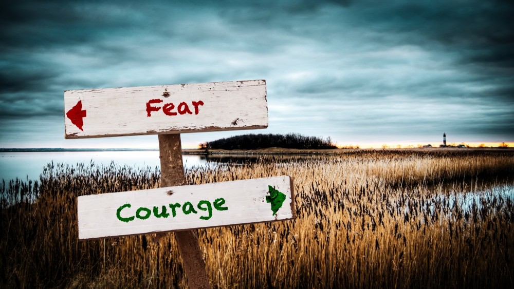 The Importance of Courage in Sales and Selling   Jules White   Live it Love it Sell it